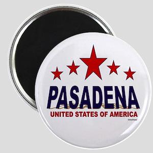 Pasadena U.S.A. Magnet