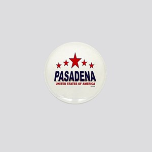Pasadena U.S.A. Mini Button