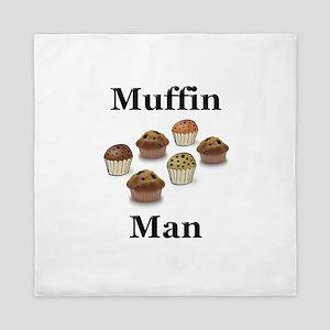 Muffin Man Queen Duvet