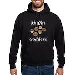 Muffin Goddess Hoodie (dark)