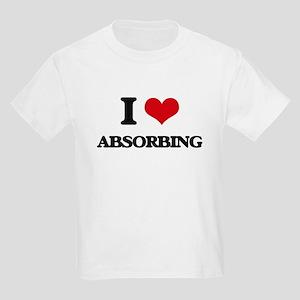 I Love Absorbing T-Shirt