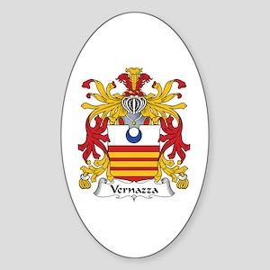 Vernazza Oval Sticker