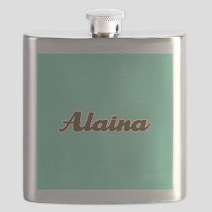 Alaina Aqua Flask
