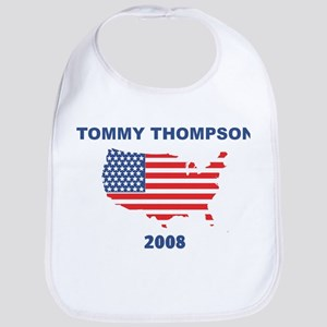 TOMMY THOMPSON 2008 (US Flag) Bib