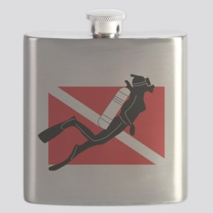 scuba55 Flask