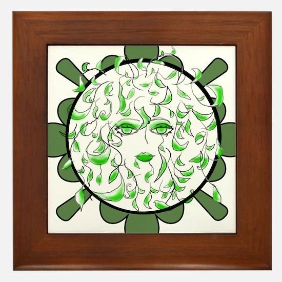 sally-face.jpg Framed Tile