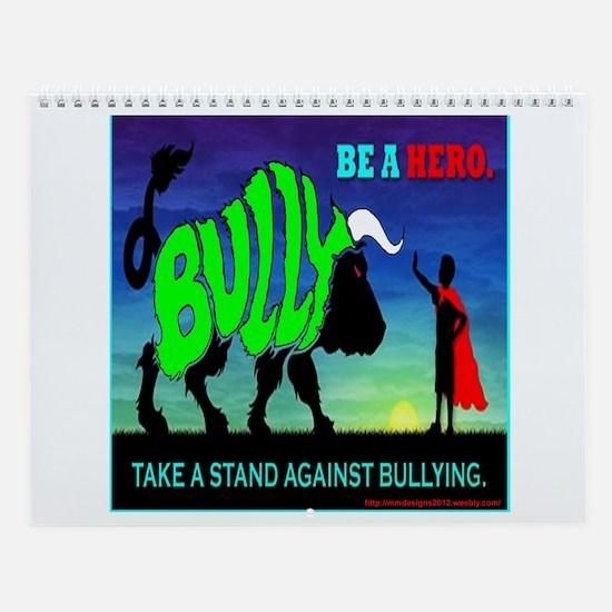 Unique Bullies Wall Calendar