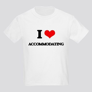 I Love Accommodating T-Shirt