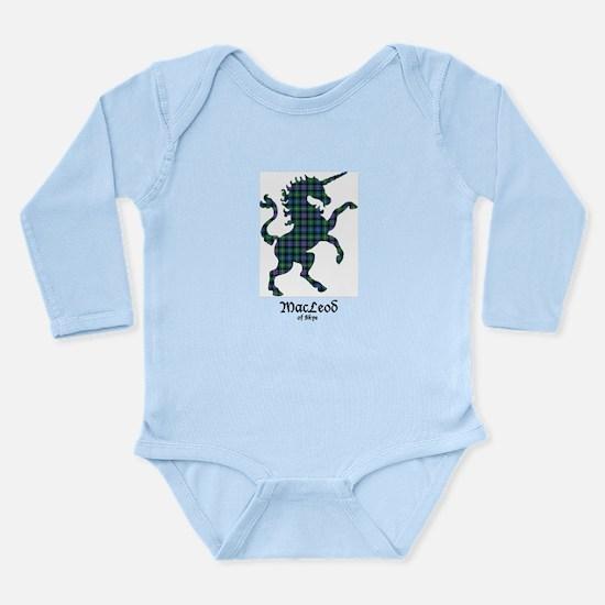 Unicorn-MacLeodSkye Long Sleeve Infant Bodysuit