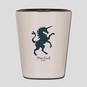 Unicorn-MacLeodSkye Shot Glass