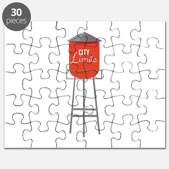 City Limits Puzzle