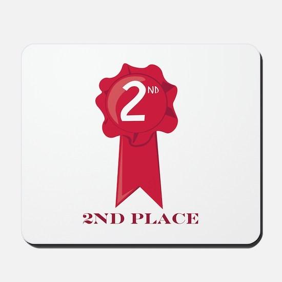 2nd Place Mousepad
