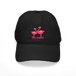 Big Sister Pink Flamingoes Baseball Hat