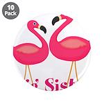 Big Sister Pink Flamingoes 3.5