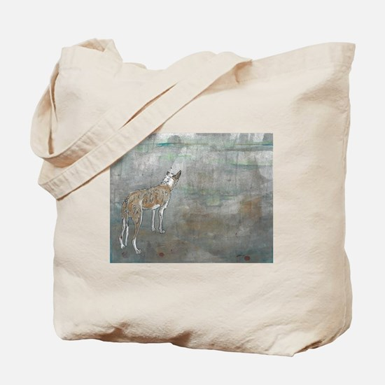 Unique Ibizan hound Tote Bag