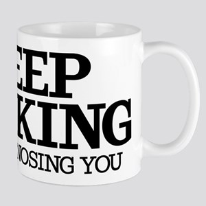 Keep Talking I'm Diagnosing You 11 oz Ceramic Mug