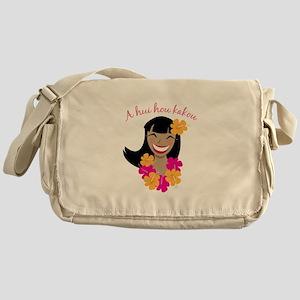 A Hui Hou Kakou Messenger Bag