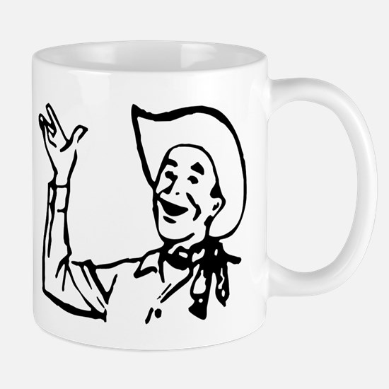 Big Texas Howdy Y'all Mug