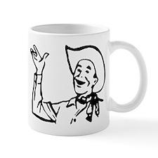 Big Texas Howdy Y'all Mug
