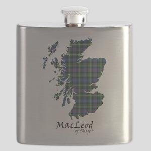 Map-MacLeodSkye Flask
