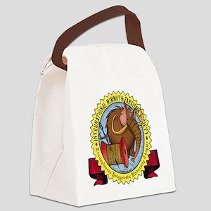 Fanciers Canvas Lunch Bag