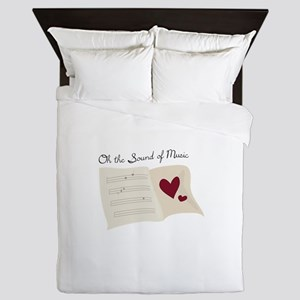 Sound of Music Queen Duvet