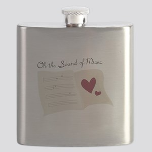 Sound of Music Flask