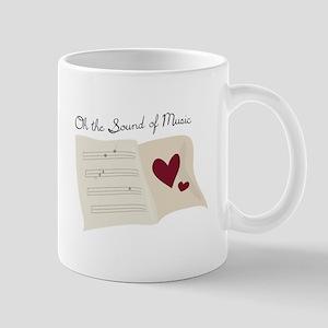 Sound of Music Mugs