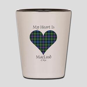 Heart-MacLeodSkye Shot Glass