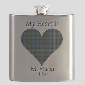 Heart-MacLeodSkye Flask