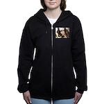Adorable Jewels Women's Zip Hoodie
