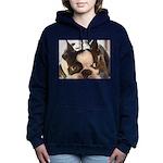 Adorable Jewels Women's Hooded Sweatshirt