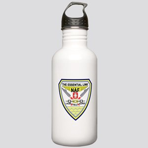 US NAVAL AIR LAJES AZO Stainless Water Bottle 1.0L