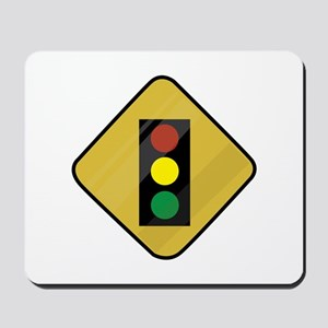 Signal Sign Mousepad