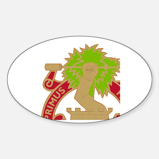 1 Air Defense Artillery Reg Decal