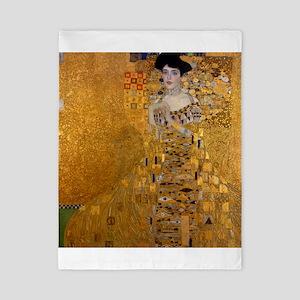 Klimt's Adele H Twin Duvet