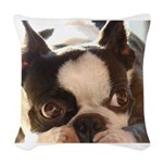 Adorable Jewels Woven Throw Pillow