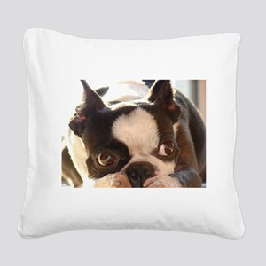 Adorable Jewels Square Canvas Pillow