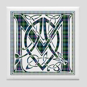 Monogram-MacLeodSkye Tile Coaster