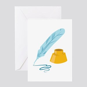 Quill & Ink Greeting Cards