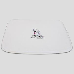 Dalmatianpup Bathmat