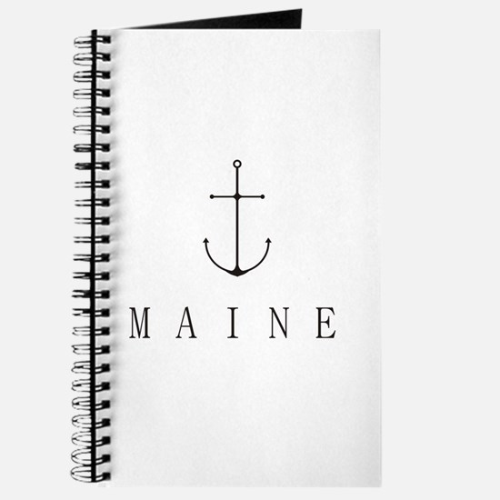 Maine Sailing Anchor Journal