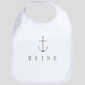 Maine Sailing Anchor Bib