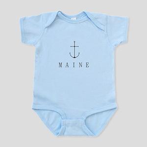 Maine Sailing Anchor Body Suit