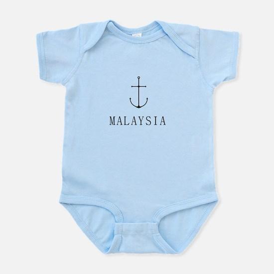 Malaysia Sailing Anchor Body Suit