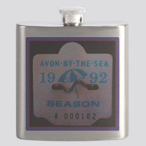 Avon by the Sea Flask
