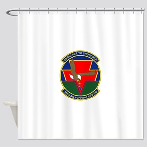 148th Air Support Ops Sq Shower Curtain