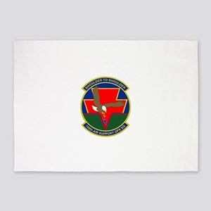 148th Air Support Ops Sq 5'x7'Area Rug
