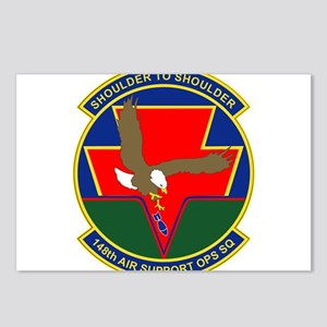 148th Air Support Ops Sq. Postcards (Package of 8)