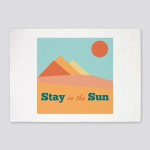 Stay In The Sun 5'x7'Area Rug